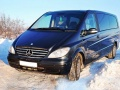 Mercedes-Benz Viano -  - Микроавтобусы / минивэны - Санкт-Петербург - Rent For Event