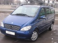 Аренда Mercedes-Benz Viano Москва (ДТР)