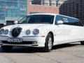 Jaguar S-type -  - Лимузины - Санкт-Петербург - Альянс Лимузин