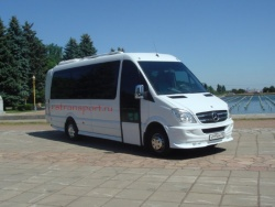 Прокат и аренда Mercedes-Benz Sprinter 515