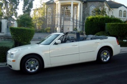 Chrysler 300C Cabrio