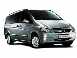 Прокат и аренда Mercedes-Benz Viano